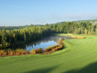 5th Hole, Boyne Highlands Heather Course