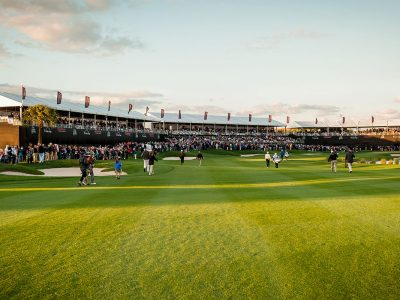 The Honda Classic 2013 held at PGA National Resort and Spa in Palm Beach Gardens Florida.