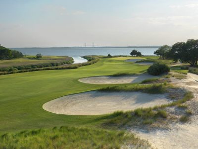13th Hole, Sea Island Seaside Course